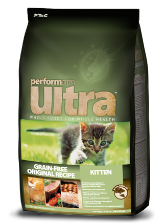 Performatrin Ultra ® Grain-Free Original Kitten Recipe Cat Food