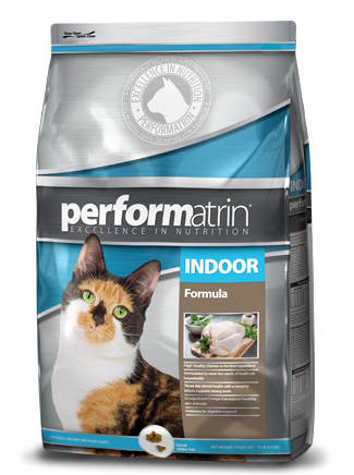 Performatrin ® Indoor Formula Cat Food