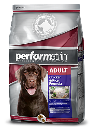 Performatrin ® Adult Chicken & Rice Formula Dog Food