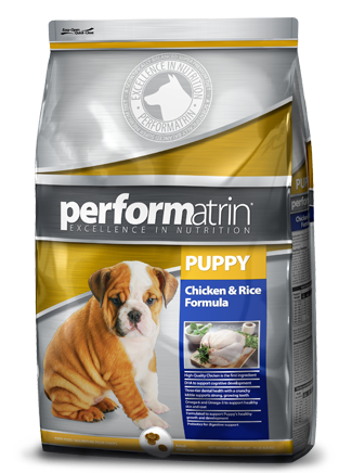 Performatrin ® Puppy Chicken & Rice Formula Dog Food