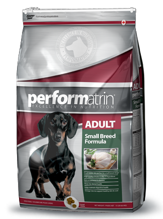 Performatrin ® Adult Small Breed Formula Dog Food