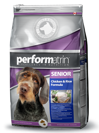 Performatrin ® Senior Chicken & Rice Formula Dog Food