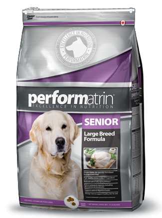 Performatrin ® Senior Large Breed Formula Dog Food