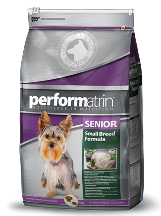 Performatrin ® Senior Small Breed Formula Dog Food