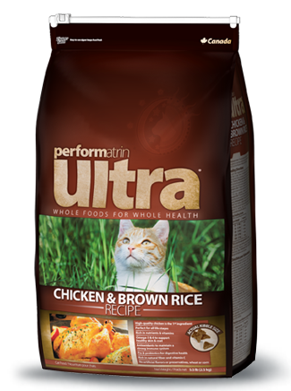 Performatrin Ultra ® Chicken & Brown Rice Recipe Cat Food
