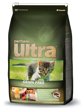 Performatrin Ultra ® Grain-Free Kitten Recipe Cat Food
