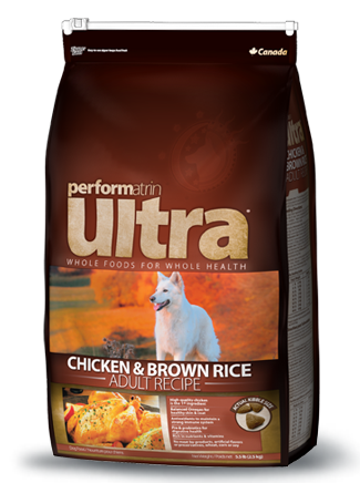 Performatrin Ultra ® Chicken & Brown Rice Adult Recipe Dog Food