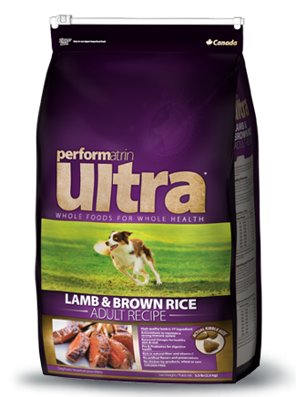 Performatrin Ultra ® Lamb & Brown Rice Adult Recipe Dog Food