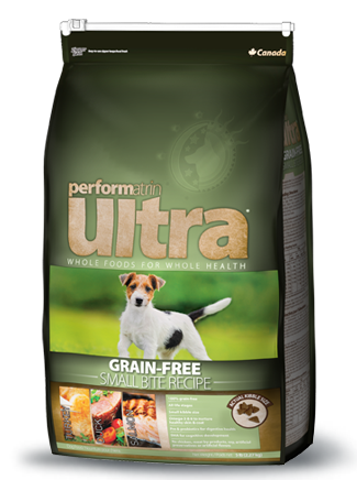 Performatrin Ultra ® Grain-Free Small Bite Recipe Dog Food