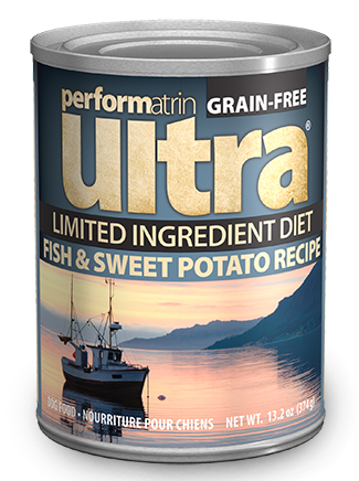 Performatrin Ultra Limited ™ Ingredient Diet Fish & Sweet Potato Recipe Dog Food