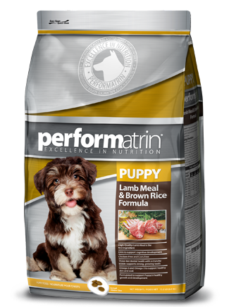 Performatrin ® Puppy Lamb Meal & Brown Rice Formula Dog Food
