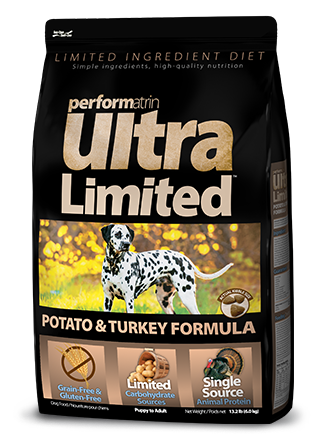Performatrin Ultra Limited™ Potato & Turkey Formula Dog Food