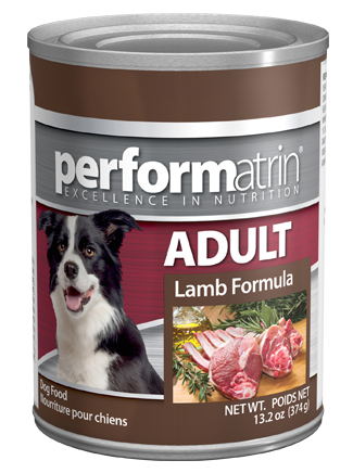 Performatrin ® Adult Lamb Formula Dog Food