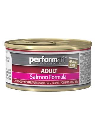 Performatrin ® Adult Grain-Free Salmon Formula Cat Food