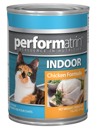 Performatrin ® Indoor Chicken Formula Cat Food
