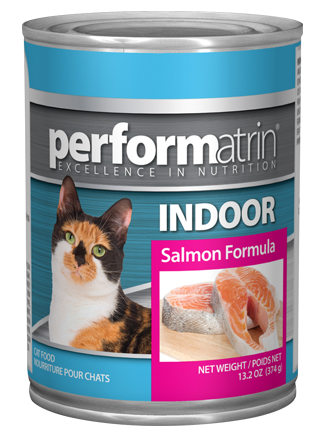 Performatrin ® Indoor Salmon Formula Cat Food
