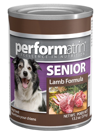 Performatrin ® Senior Lamb Formula Dog Food