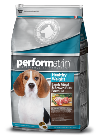 Performatrin ® Healthy Weight Lamb Meal & Brown Rice Formula Dog Food