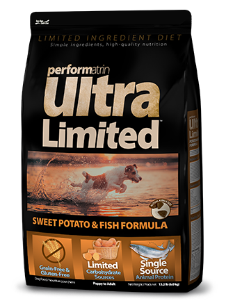 Performatrin Ultra Limited™ Sweet Potato & Fish Formula Dog Food