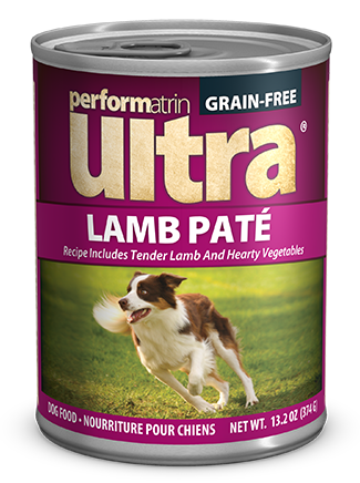 Performatrin Ultra ® Lamb Pâté Dog Food