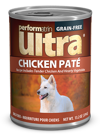 Performatrin Ultra ® Chicken Pâté Dog Food