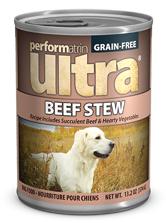 Performatrin Ultra ® Beef Stew Dog Food