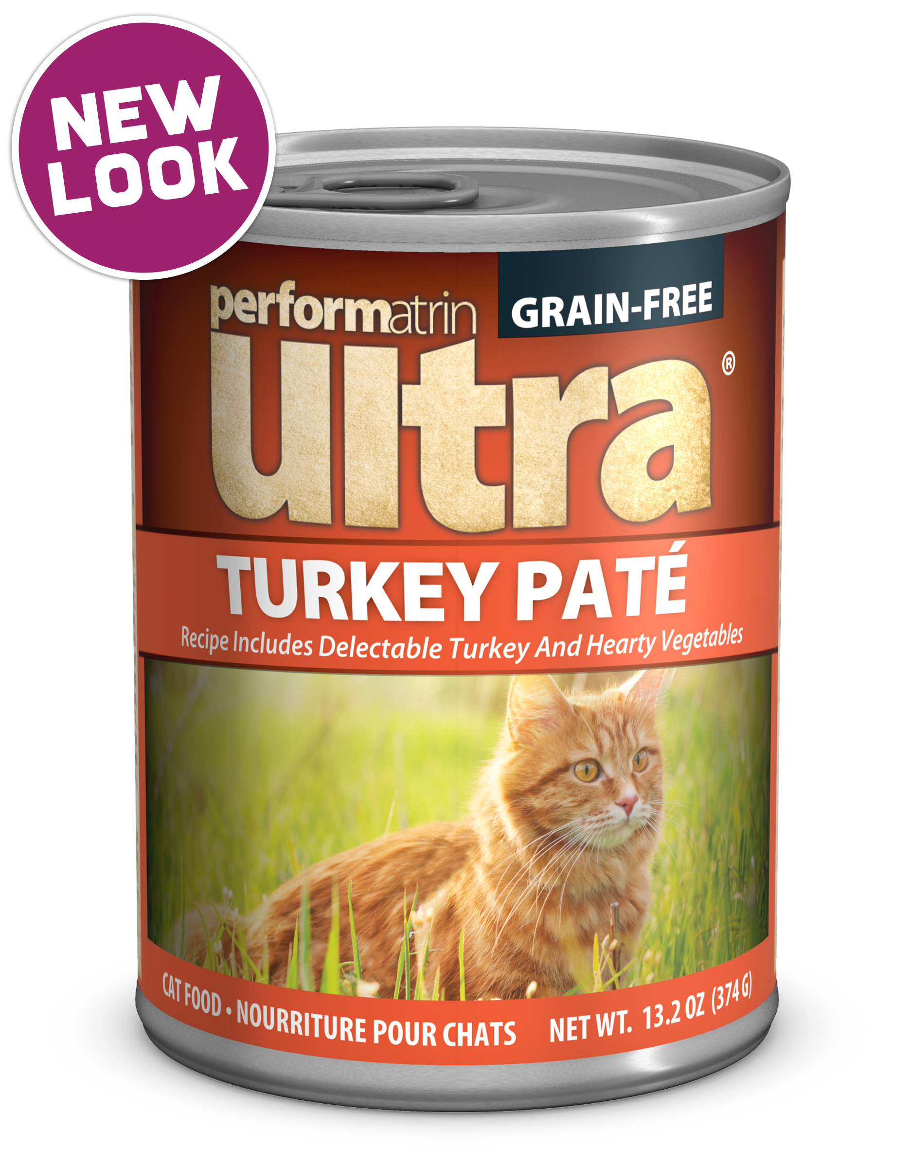 Performatrin Ultra ® Turkey Pâté Cat Food
