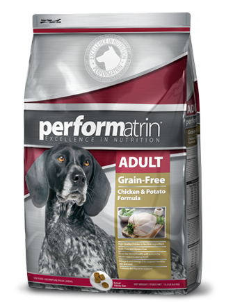 Performatrin ® Adult Grain-Free Chicken & Potato Formula Dog Food