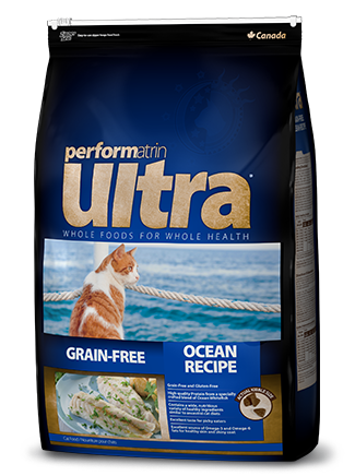 Performatrin Ultra ® Grain-Free Ocean Recipe Cat Food