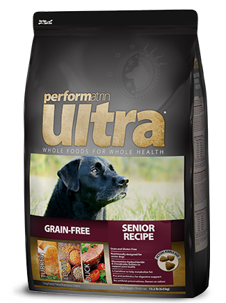 Performatrin Ultra ® Grain-Free Senior Recipe Dog Food