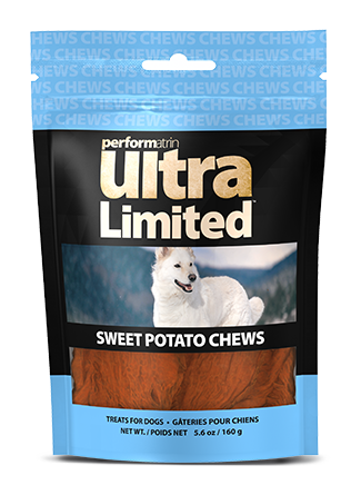 Performatrin Ultra Limited™ Sweet Potato Chews