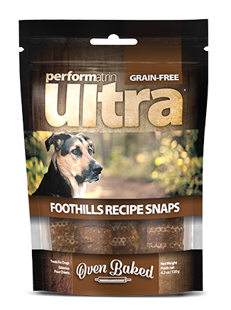 Performatrin Ultra® Grain-Free Foothills Recipe Snaps
