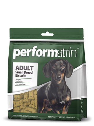 Performatrin® Adult Small Breed Biscuits