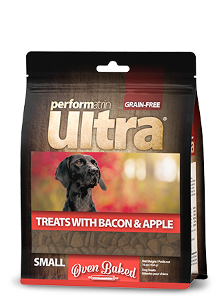 Performatrin Ultra® Grain-Free Dog Treats with Bacon & Apple