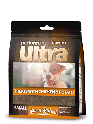 Performatrin Ultra® Grain-Free Dog Treats with Chicken and Potato