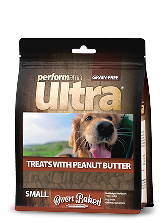 Performatrin Ultra® Grain-Free Dog Treats with Peanut Butter