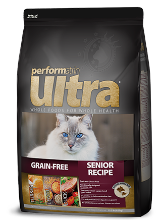 Performatrin Ultra ® Grain-Free Senior Recipe Cat Food