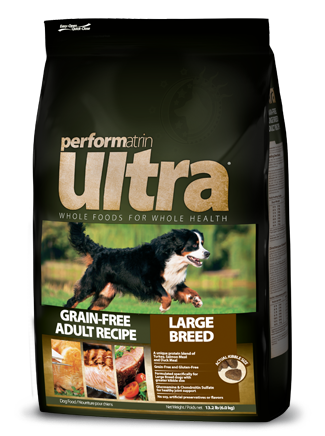 Performatrin Ultra ® Grain-Free Adult Recipe Large Breed Dog Food
