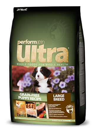 Performatrin Ultra ® Grain-Free Puppy Recipe Large Breed Dog Food
