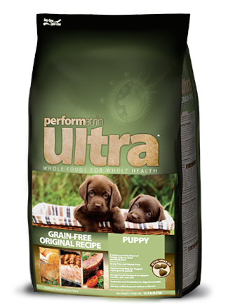 B0418 Perf Ultra GF puppy 5 lb home page