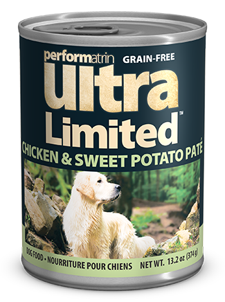 Performatrin Ultra Limited™ Chicken & Sweet Potato Pâté Dog Food