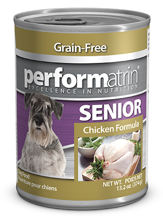 Performatrin ® Grain-Free Senior Chicken Formula Dog Food