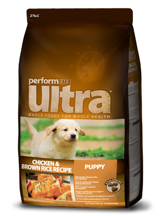 Performatrin Ultra ® Chicken & Brown Rice Puppy Recipe Dog Food