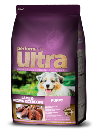 Performatrin Ultra ® Lamb & Brown Rice Puppy Recipe Dog Food