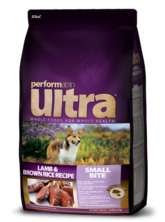 Performatrin Ultra® Lamb & Brown Rice Adult Recipe Small Bite