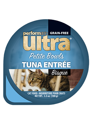 Performatrin Ultra® Petite Bowls Tuna Entrée Bisque Cat Food
